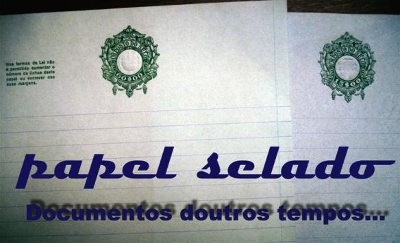 papel selado