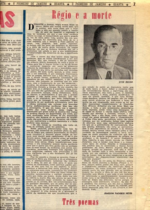 página PJ Régio