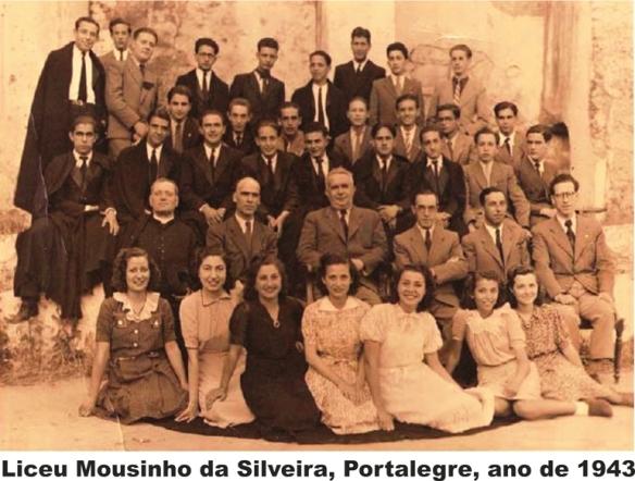 Liceu PTG 1943