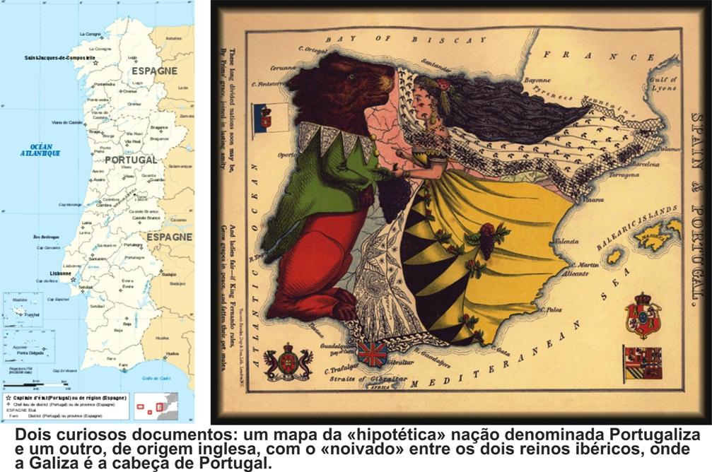 What And Where Is Galiza Galicia Milesio Xoan Net