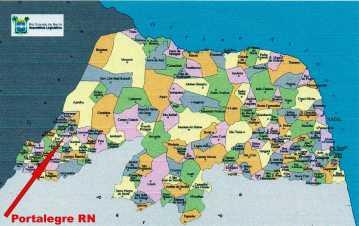mapa rn