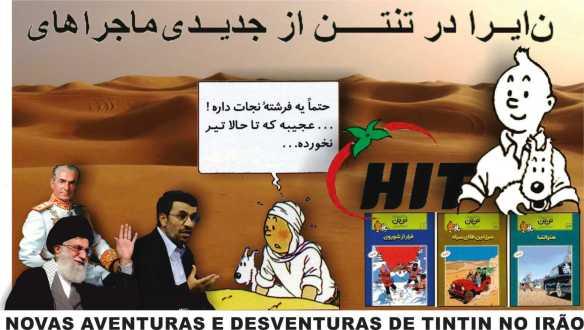 TINTIN NO IRÃO 2
