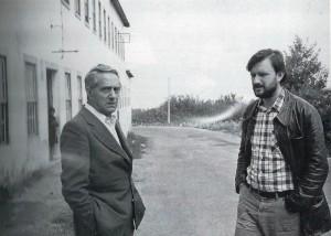vergilio e lauro seminário fundão 1978