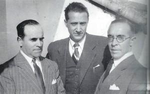 vergilio regio e julio em portalegre 1954