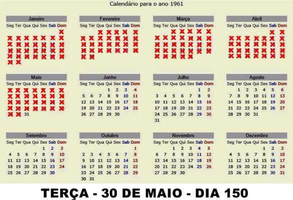 30 MAIO 150