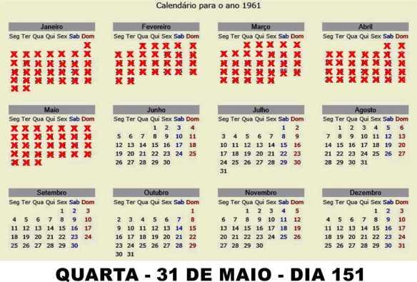 31 MAIO 151