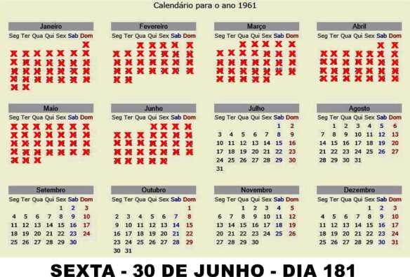 181 JUNHO DIA 30