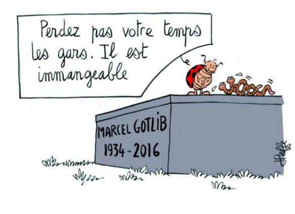 marcel-gotlib-deces-mort